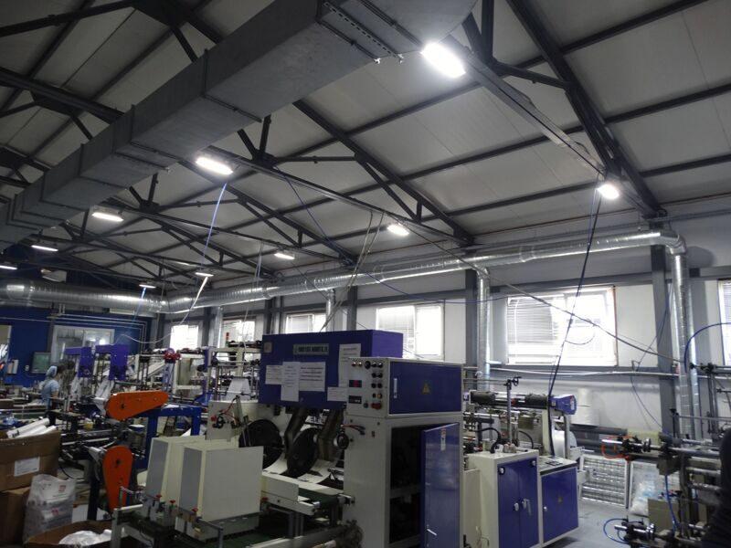 фото светильники производство частный дом можайске
